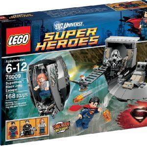 Lego Super Heroes 76009 Superman Black Zeron Pako