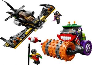 Lego Super Heroes 76013 Batman - Jokerin Tiejyrä
