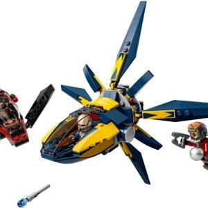 Lego Super Heroes 76019 Tähtitykkivälienselvittely