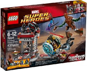 Lego Super Heroes 76020 Pako Knowherestä