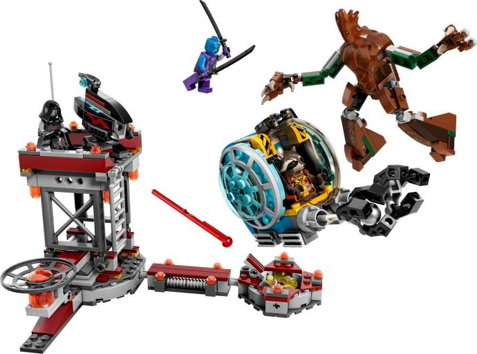 Lego Super Heroes 76020 Pako Knowherestä