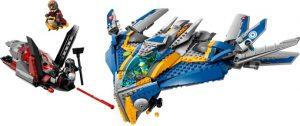 Lego Super Heroes 76021 Milano-avaruusaluksen Pelastus