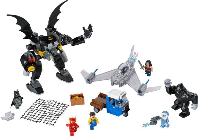 Lego Super Heroes 76026 Hurja Grodd -Gorilla