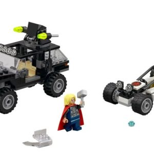 Lego Super Heroes 76030 Duel With Hydra
