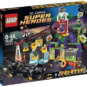 Lego Super Heroes 76035 Jokerimaa