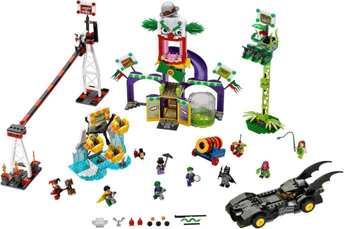 Lego Super Heroes 76035 Jokerimaa