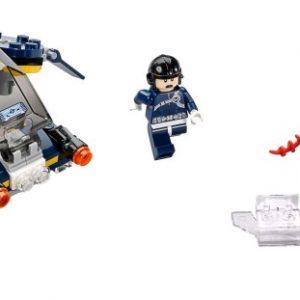 Lego Super Heroes 76036 Carnagen SHIELD -Taivashyökkäys