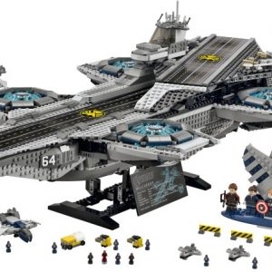 Lego Super Heroes 76042 The SHIELD Helicarrier