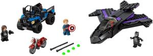 Lego Super Heroes 76047 Mustan Pantterin Takaa-ajo