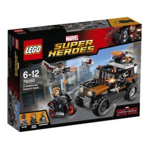 Lego Super Heroes 76050 Kallon Vaarallinen Ryöstö