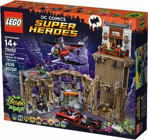 Lego Super Heroes 76052 Batman Classic TV Series - Batcave