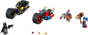 Lego Super Heroes 76053 Batman : Gotham Cityn Pyöräjahti