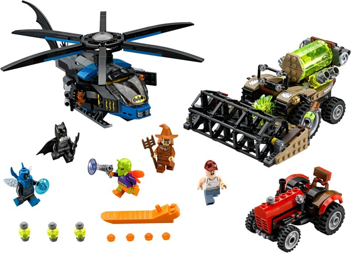 Lego Super Heroes 76054 Batman : Linnunpelättimen Kauhusato