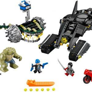 Lego Super Heroes 76055 Batman : Tappajakrokon Viemäri-isku