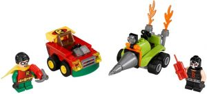 Lego Super Heroes 76062 Mighty Micros : Robin Vastaan Bane
