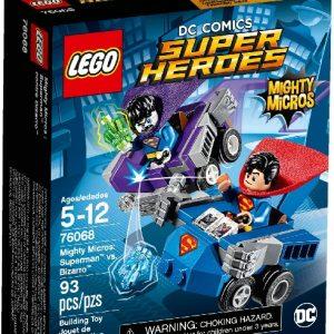 Lego Super Heroes 76068 Mighty Micros : Superman vs. Bizarro