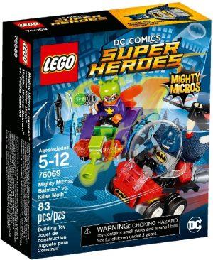 Lego Super Heroes 76069 Mighty Micros : Batman vs. Tappajakoi