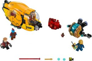 Lego Super Heroes 76080 Ayesha's Kosto