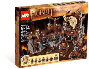 Lego Lord of the Rings 79010 Peikkokuninkaan Taistelu