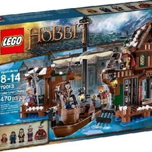 Lego Lord of the Rings 79013 Lake-Town Chase