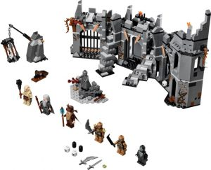 Lego Lord of the Rings 79014 Dol Guldurin Taistelu