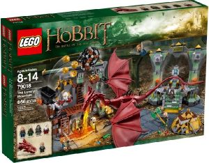 Lego Hobbit 79018 Yksinäinen Vuori