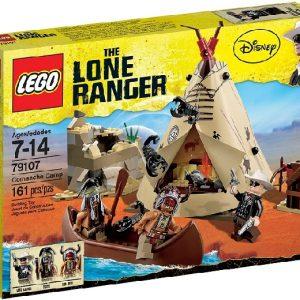 Lego Lone Ranger 79107 Komantai-leiri