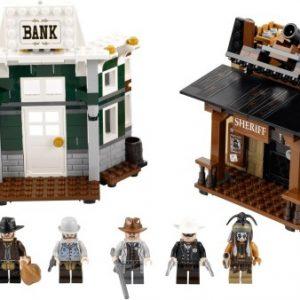 Lego Lone Ranger 79109 Välien Selvittelyä Colby Cityssä