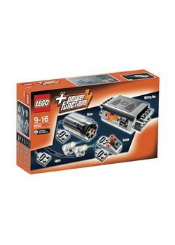 Lego Technic 8293 Power Functions -moottori