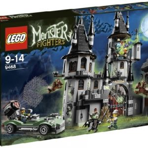 Lego Monster Fighters 9468 Vampyyrin Linna