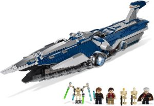 Lego Star Wars 9515 The Malevolence