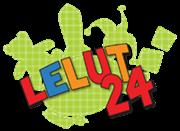 Lelut24 logo