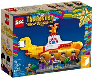 Lego 21306 Yellow Submarine