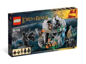 Lego Lord of the Rings 9472 Hyökkäys Viimapäällä