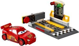 Lego Juniors 10730 Salama McQueen ja Vauhtilähtöteline