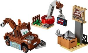 Lego Juniors 10733 Martin Romukauppa