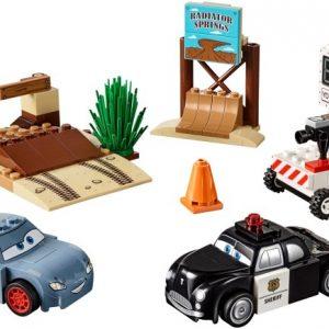 Lego Juniors 10742 Willyn Kukkulavauhtivalmennus