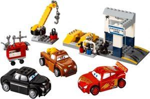 Lego Juniors 10743 Smokeyn Autokorjaamo