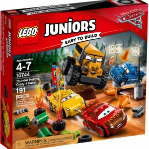 Lego Juniors 10744 Thunder Hollow'n Romuralli