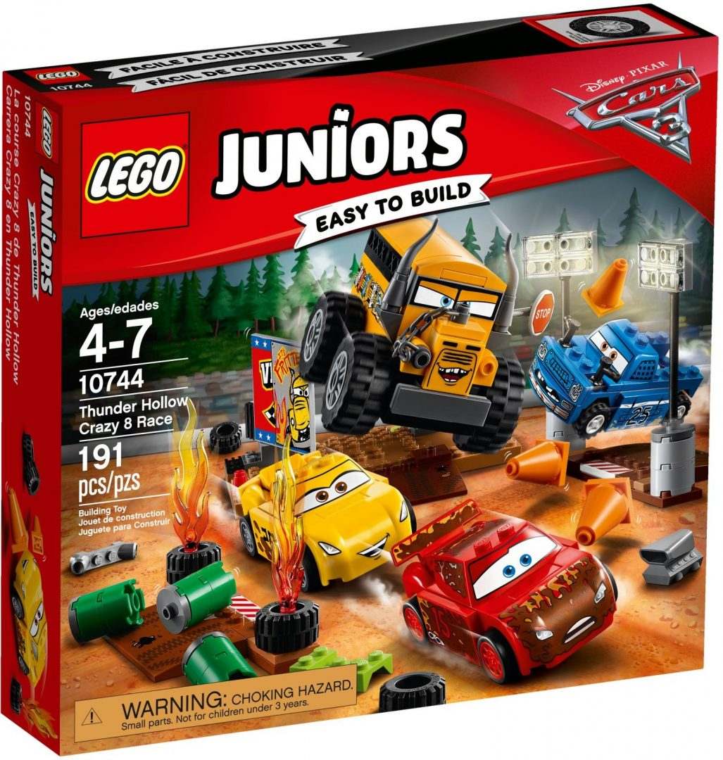 Lego Juniors 10744 Thunder Hollow'n Romuralli
