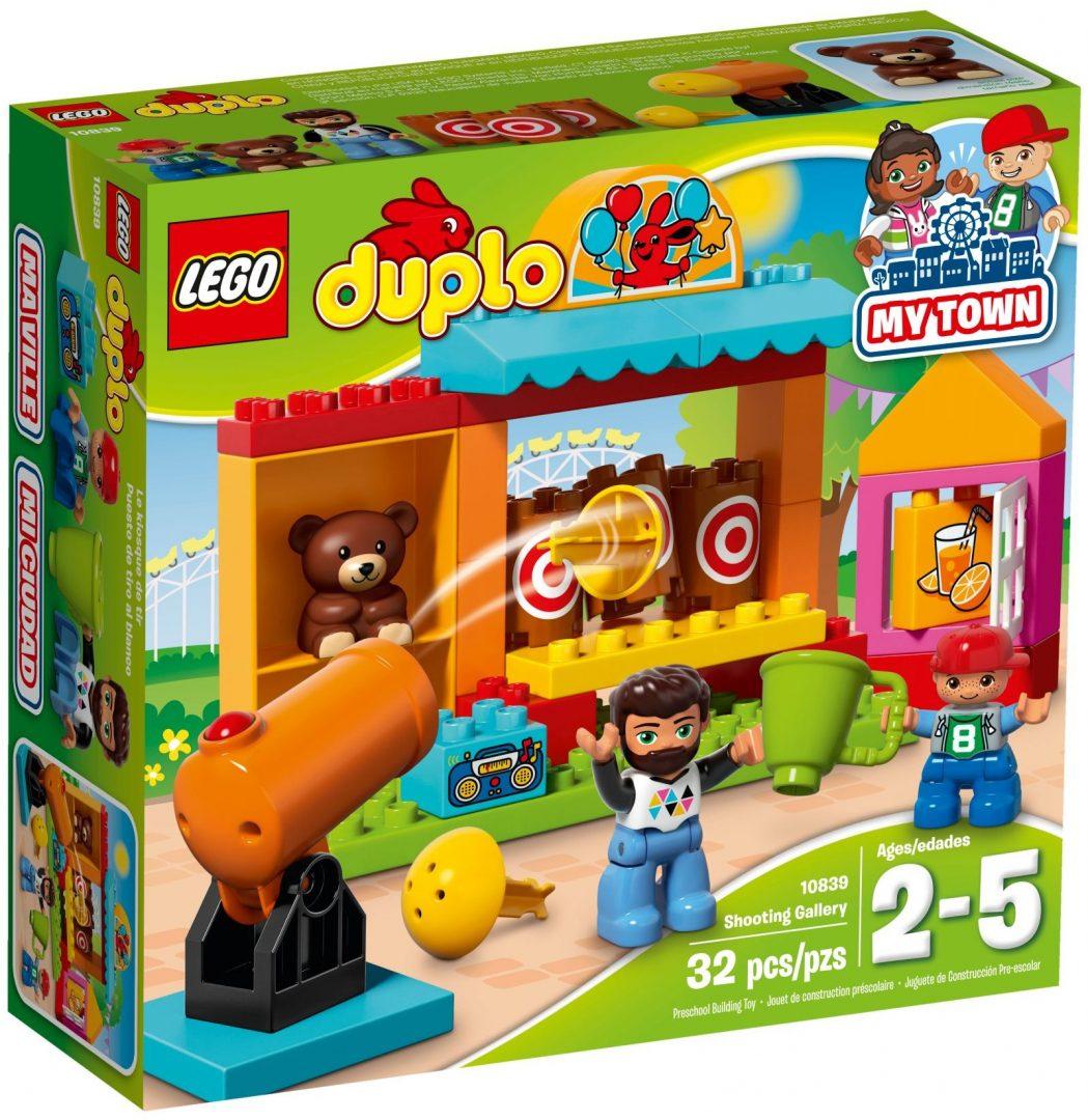 Lego Duplo 10839 Ampumarata