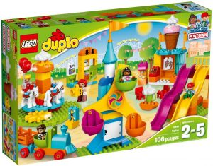 Lego Duplo 10840 Iso Tivoli