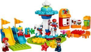 Lego Duplo 10841 Hauska Perhetivoli