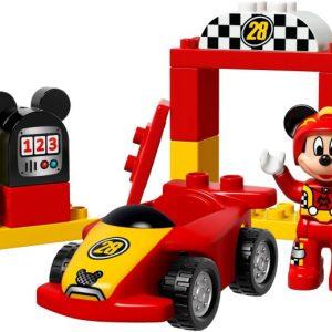 Lego Duplo 10843 Mikin Kilpa-auto