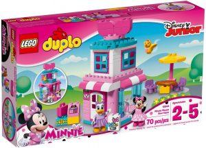 Lego Duplo 10844 Minni Hiiren Rusettiputiikki