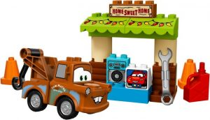 Lego Duplo Cars 10856 Martin Vaja