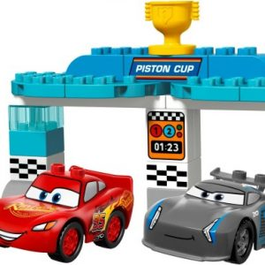 Lego Duplo Cars 10857 Piston Cup -kisa