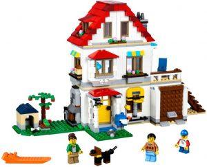 Lego Creator 31069 Perheen Moduuliomakotitalo