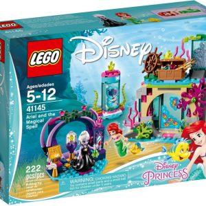Lego Disney Princess 41145 Ariel ja Taikaloitsu
