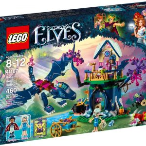 Lego Elves 41187 Rosalynin Parantava Piilopaikka
